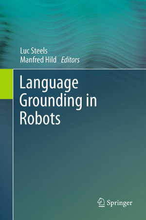 Book Cover Language Grounding in Robots